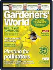 BBC Gardeners' World Magazine (Digital) Subscription March 1st, 2021 Issue