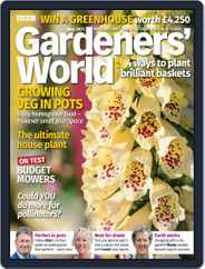 BBC Gardeners' World Magazine (Digital) Subscription May 1st, 2021 Issue