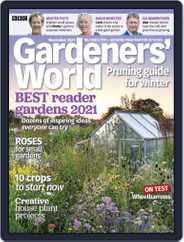 BBC Gardeners' World Magazine (Digital) Subscription November 1st, 2021 Issue