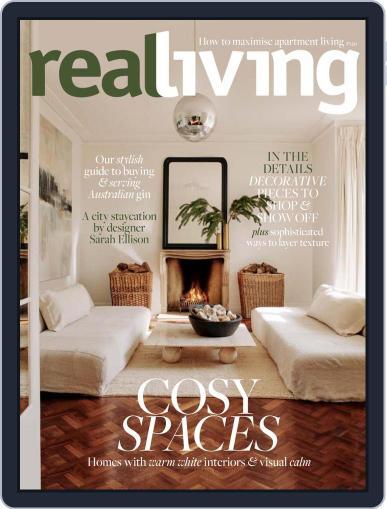 Real Living Australia Magazine (Digital) June 1st, 2021 Issue Cover
