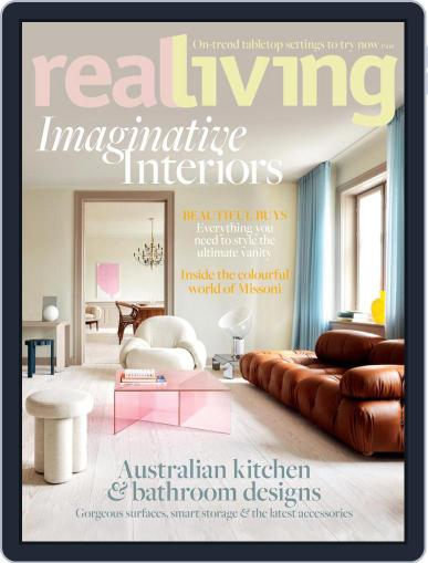 Real Living Australia Magazine (Digital) October 1st, 2021 Issue Cover