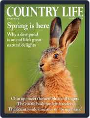 Country Life Magazine (Digital) Subscription March 3rd, 2021 Issue