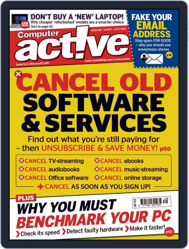 Computeractive Magazine (Digital) September 23rd, 2020 Issue Cover
