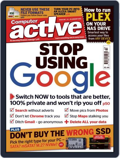 Computeractive Magazine (Digital) January 13th, 2021 Issue Cover