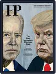 Foreign Policy Magazine (Digital) Subscription October 13th, 2020 Issue