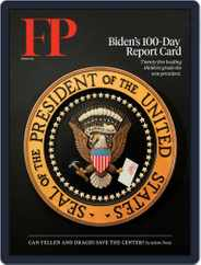 Foreign Policy Magazine (Digital) Subscription April 13th, 2021 Issue