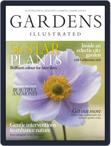 Gardens Illustrated Magazine (Digital) September 1st, 2020 Issue Cover