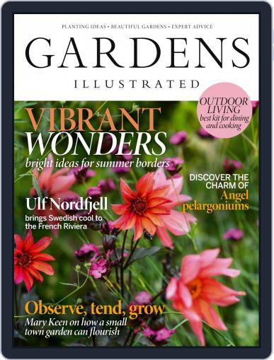 Gardens Illustrated Magazine (Digital) July 1st, 2021 Issue Cover