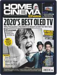 Home Cinema Choice Magazine (Digital) Subscription October 1st, 2020 Issue