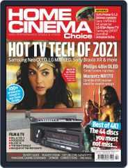 Home Cinema Choice Magazine (Digital) Subscription February 1st, 2021 Issue