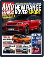 Auto Express Magazine (Digital) Subscription May 5th, 2021 Issue
