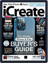 iCreate Magazine (Digital) Subscription December 1st, 2020 Issue