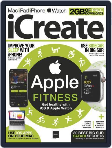 iCreate Magazine (Digital) January 1st, 2021 Issue Cover