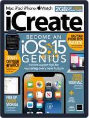 iCreate Magazine (Digital) Subscription September 1st, 2021 Issue