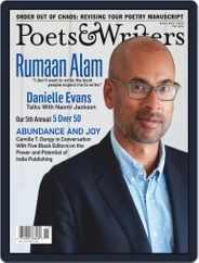 Poets & Writers Magazine (Digital) Subscription November 1st, 2020 Issue