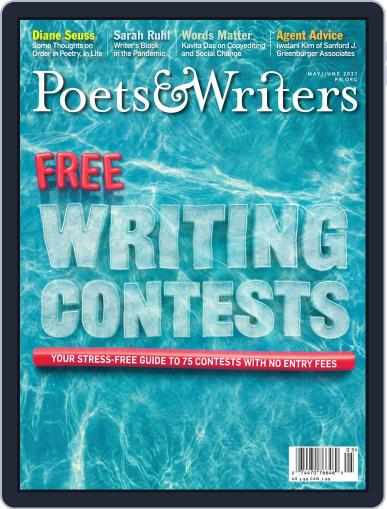 Poets & Writers Magazine (Digital) May 1st, 2021 Issue Cover