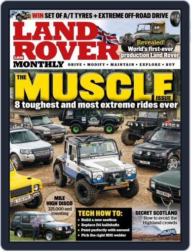Land Rover Monthly Magazine (Digital) November 1st, 2020 Issue Cover