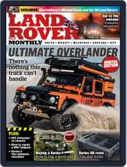 Land Rover Monthly Magazine (Digital) Subscription June 1st, 2021 Issue