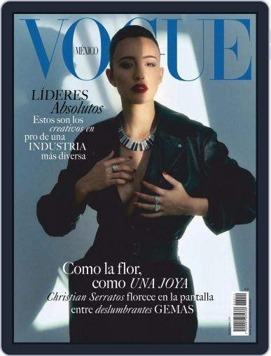 Vogue Mexico Magazine (Digital) November 1st, 2020 Issue Cover
