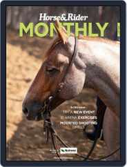 Horse & Rider Magazine (Digital) Subscription April 1st, 2021 Issue