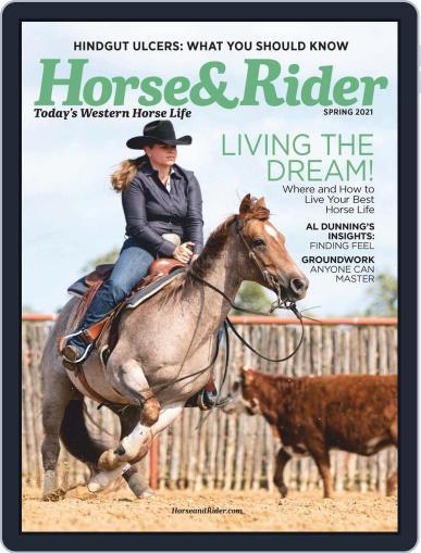 Horse & Rider Magazine (Digital) February 15th, 2021 Issue Cover