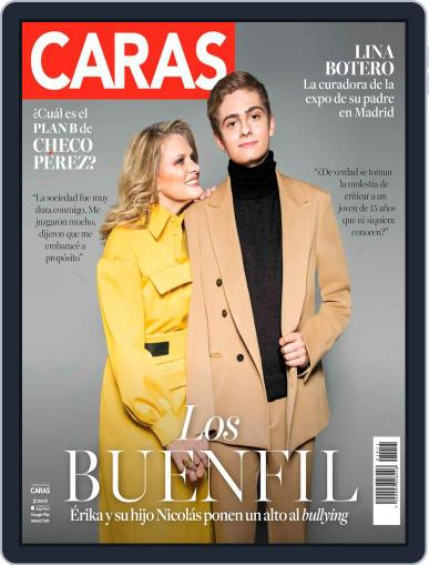 Caras-méxico Magazine (Digital) November 1st, 2020 Issue Cover