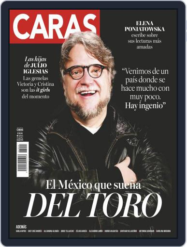 Caras México Magazine (Digital) April 1st, 2021 Issue Cover