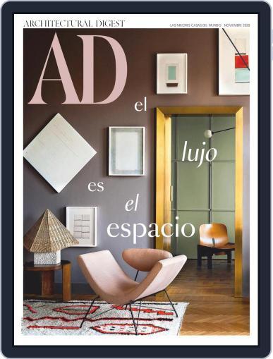 Ad España Magazine (Digital) November 1st, 2020 Issue Cover