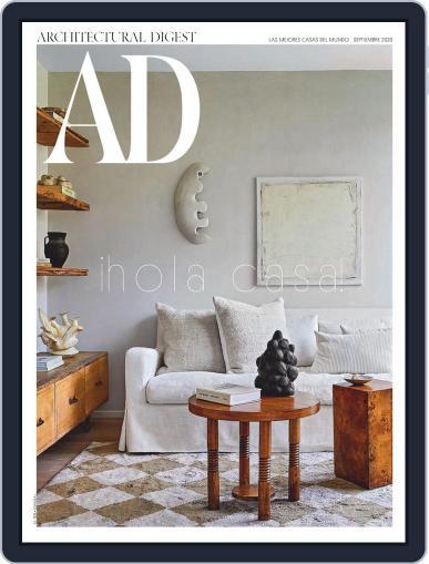 Ad España Magazine (Digital) September 1st, 2020 Issue Cover