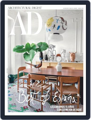 Ad España Magazine (Digital) March 1st, 2021 Issue Cover