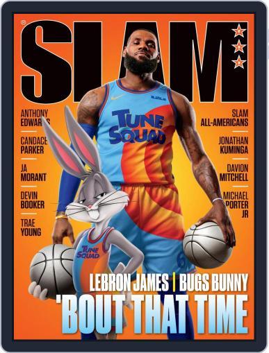 Slam Magazine (Digital) August 1st, 2021 Issue Cover