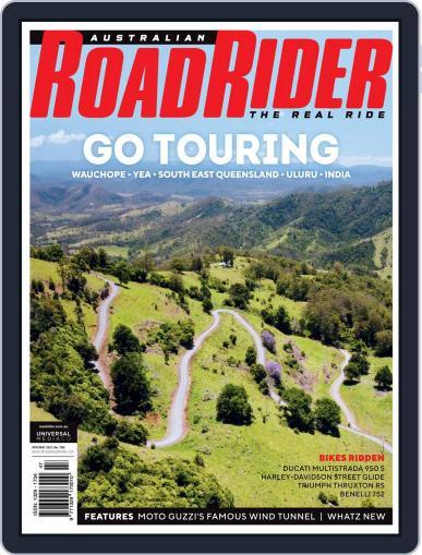Australian Road Rider Magazine (Digital) April 1st, 2021 Issue Cover