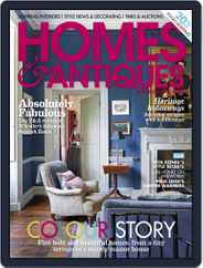 Homes & Antiques Magazine (Digital) Subscription November 1st, 2020 Issue
