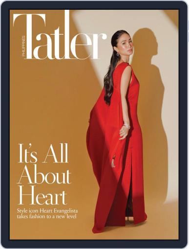 Tatler Philippines Magazine (Digital) April 1st, 2021 Issue Cover