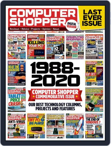Computer Shopper Magazine (Digital) January 1st, 2021 Issue Cover