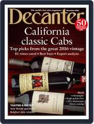 Decanter Magazine (Digital) Subscription December 1st, 2020 Issue