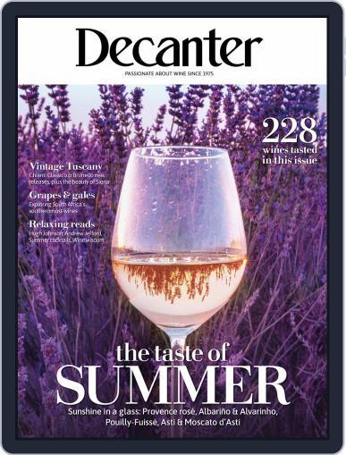 Decanter Magazine (Digital) September 1st, 2021 Issue Cover