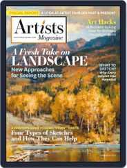 Artists Magazine (Digital) Subscription November 1st, 2020 Issue