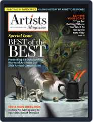 Artists Magazine (Digital) Subscription January 1st, 2021 Issue