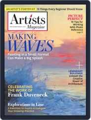 Artists Magazine (Digital) Subscription May 1st, 2021 Issue
