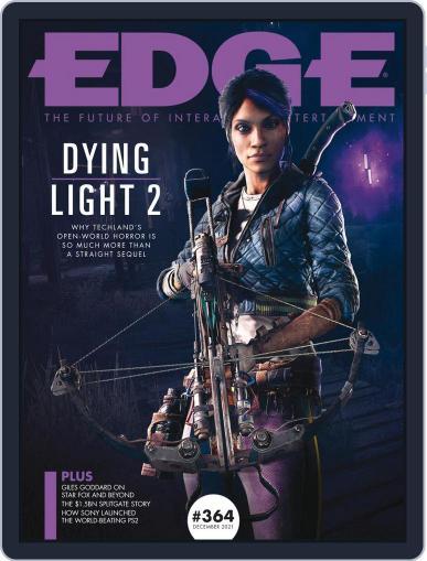 Edge Magazine (Digital) December 1st, 2021 Issue Cover