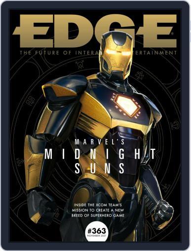 Edge Magazine (Digital) November 1st, 2021 Issue Cover