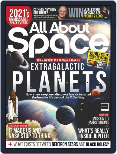 All About Space Magazine (Digital) November 20th, 2020 Issue Cover