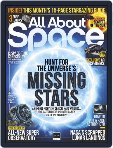 All About Space Magazine (Digital) May 1st, 2021 Issue Cover