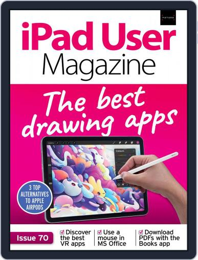 Ipad User Magazine (Digital) March 1st, 2021 Issue Cover