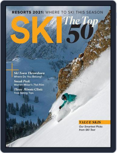 Ski Magazine (Digital) November 1st, 2020 Issue Cover
