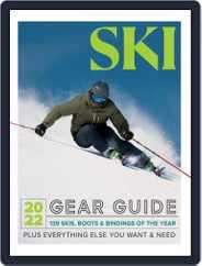 Ski Magazine (Digital) Subscription October 1st, 2021 Issue