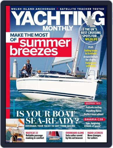 Yachting Monthly Magazine (Digital) June 1st, 2021 Issue Cover