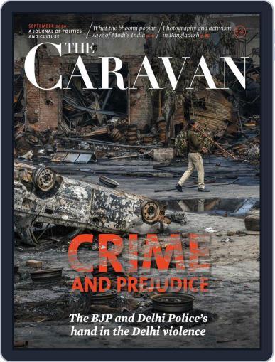 The Caravan Magazine (Digital) September 1st, 2020 Issue Cover