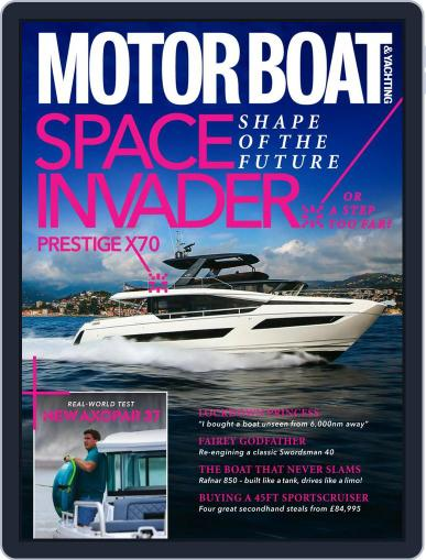 Motor Boat & Yachting Magazine (Digital) December 1st, 2020 Issue Cover